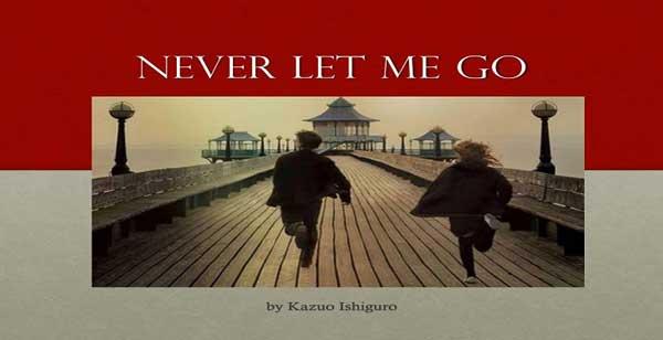 رمان هرگز رهایم مکن نامزد جایزه ادبی بوکر