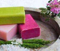 کاربردهای صابون