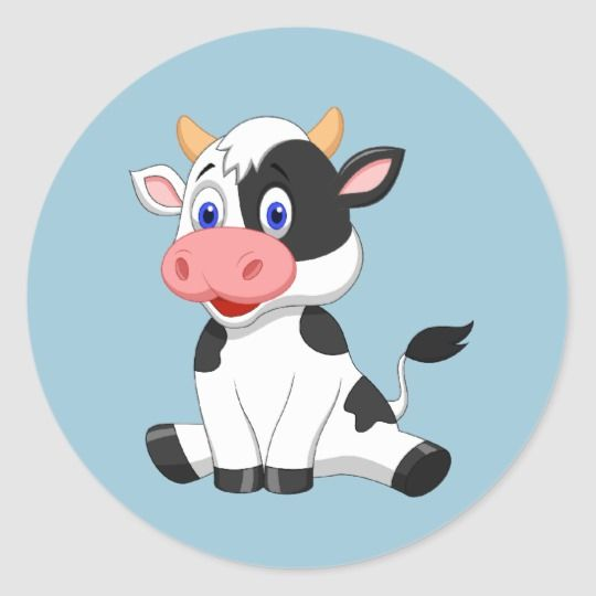 نقاشی گاو نماد سال جدید