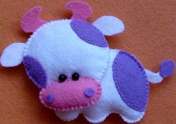 مدل گیفت عید گاو حیوان 1400