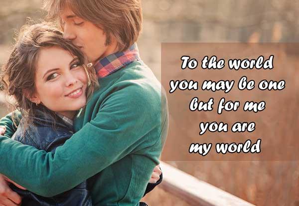 متن عاشقانه انگلیسی
