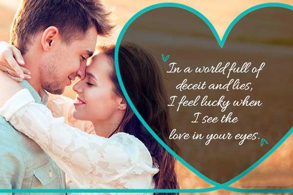 تصویر جملات انگلیسی رمانتیک