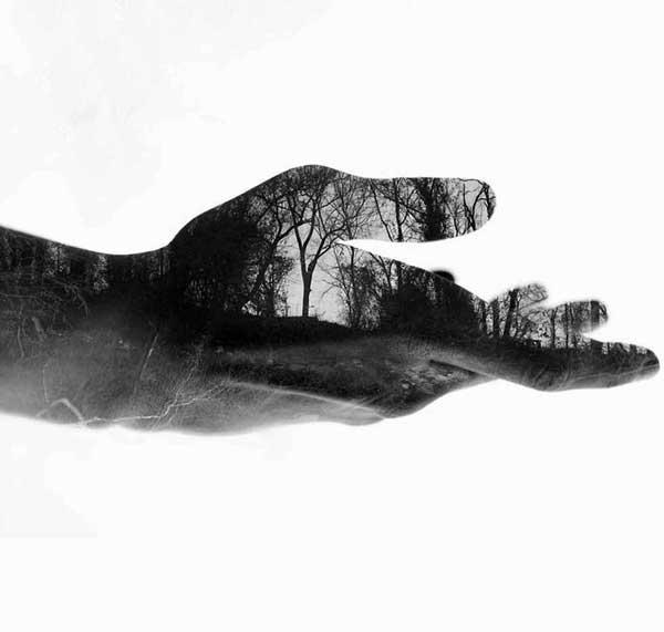 عکس سیاه سفید