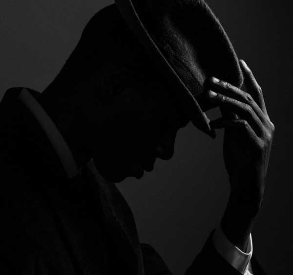 عکس پروفایل کلاه سیاه پسرانه
