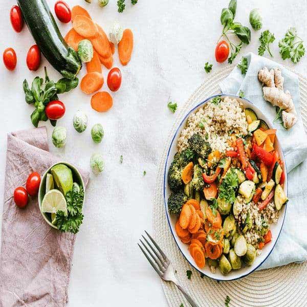 رژیم غذایی سالم در دوران بارداری