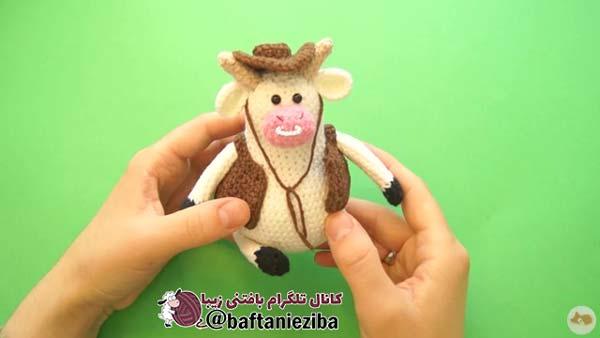 عروسک گاو کابوی