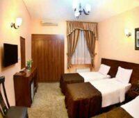 اتاق های هتل اطلس شیراز