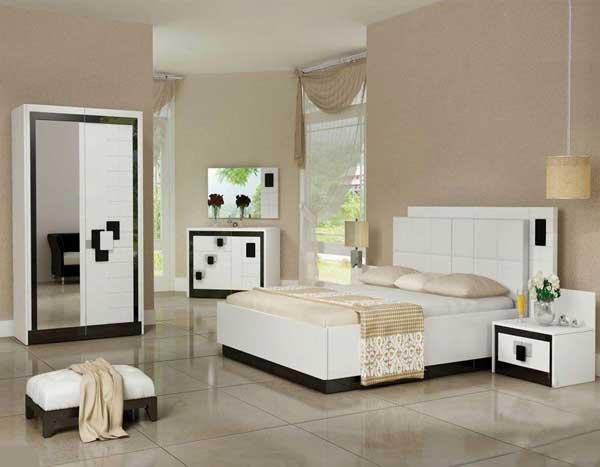 خرید سرویس خواب با کیفیت ماکان دکور