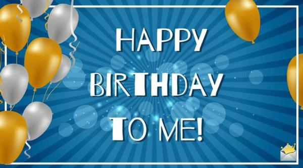 تولدم مبارک انگلیسی