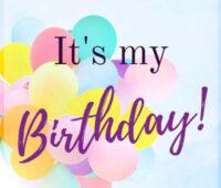 امروز تولدمه انگلیسی