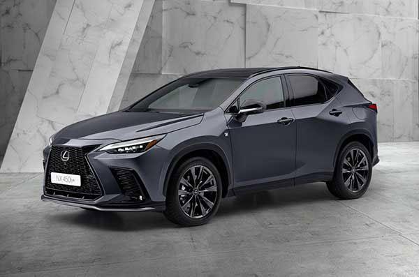 عکس لکسوس ان ایکس 2021 - Lexus NX 2021 NX 350h و +NX 450h