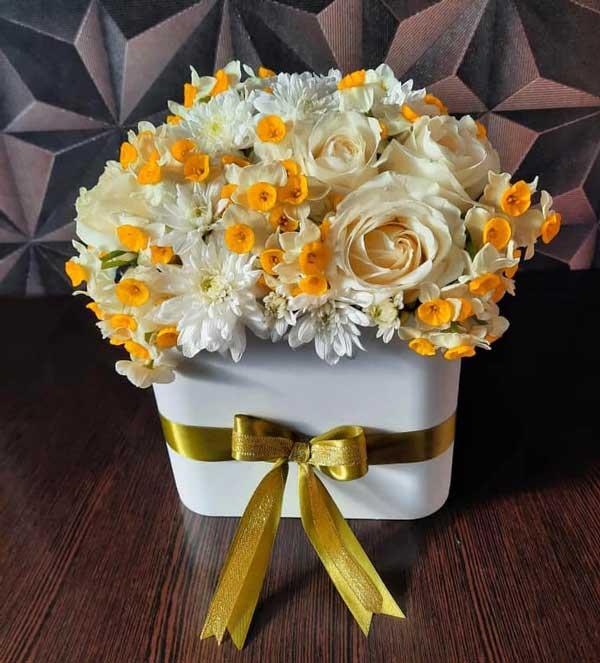 هدیه گل نرگس