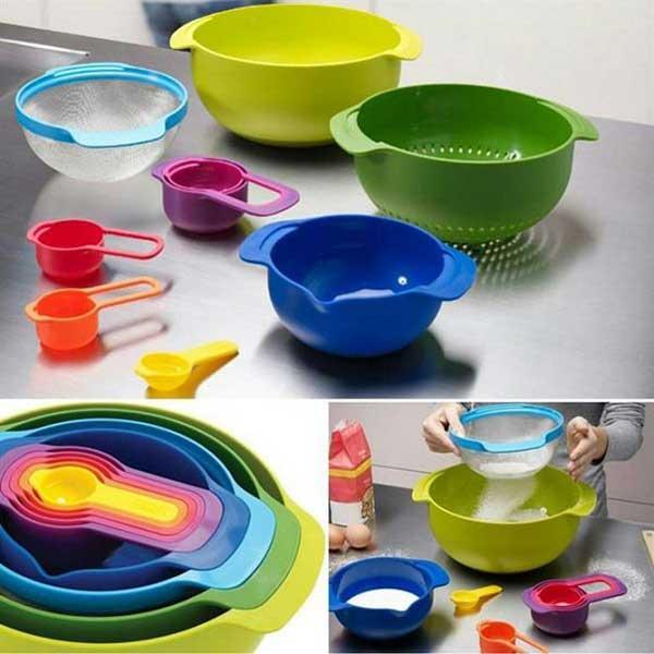 خرید لوازم آشپزخانه پلاستیکی ویژن پلاست