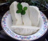 طرز تهیه پنیر سفید خانگی