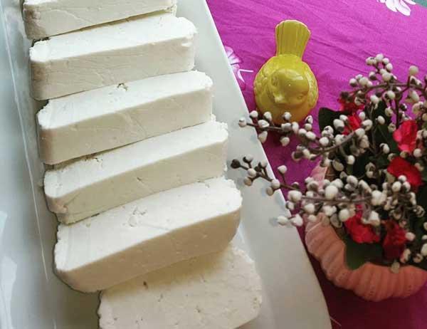 پنیر صبحانه خانگی
