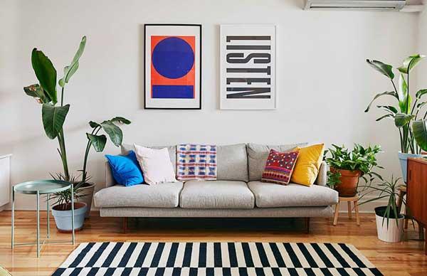 صنایع دستی در طراحی دکوراسیون داخلی منزل
