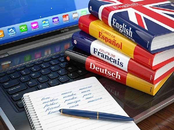 یادگیری زبان به صورت آنلاین