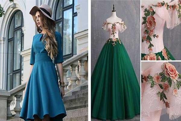فروش لباس مجلسی با قیمت مناسب