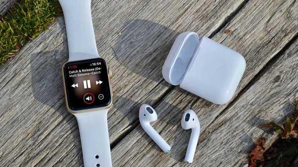 ایرپاد و اپل واچ  -  Apple AirPods & Watch