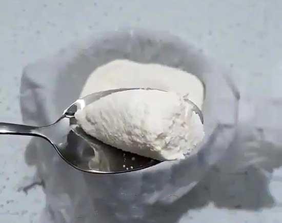 تهیه پنیر خامه ای خانگی