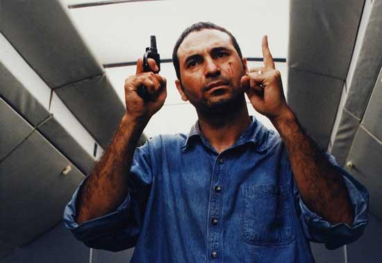 حمید فرخ نژاد در نقش قاسم در فیلم ارتفاع پست