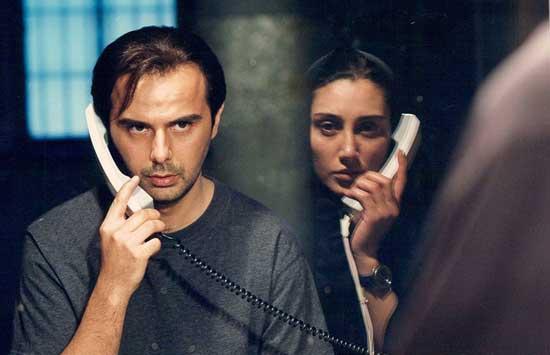 علی مصفا در نقش امین در فیلم «پارتی»
