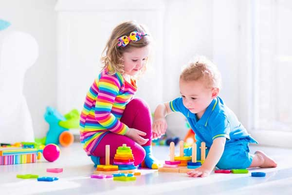 افزایش بهره هوشی کودک