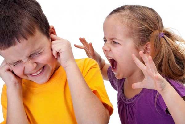 تاثیر داستان صوتی در کاهش پرخاشگری کودکان