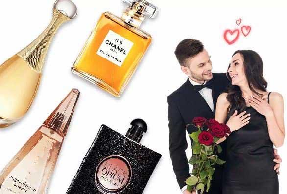 خرید عطر برای جذب همسر و دیگران